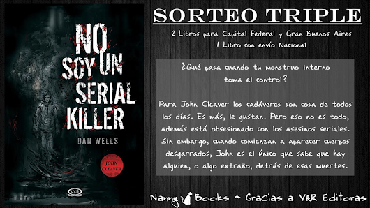 Sorteo Triple: No soy un Serial Killer