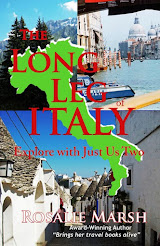 The Long Leg of Italy. #3 Just Us Two Travel series.