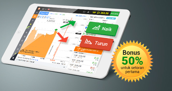 Binary option trading bonus