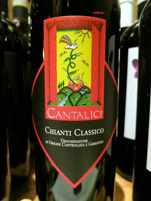Cantalici Chianti Classico 2012 (90 pts)
