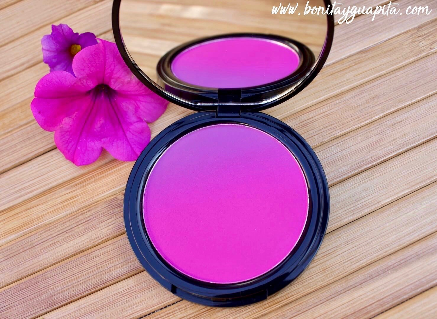 code breaker colorete ombre blush nyx