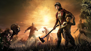 Walking Dead Final Season Broken Toys Wallpapers