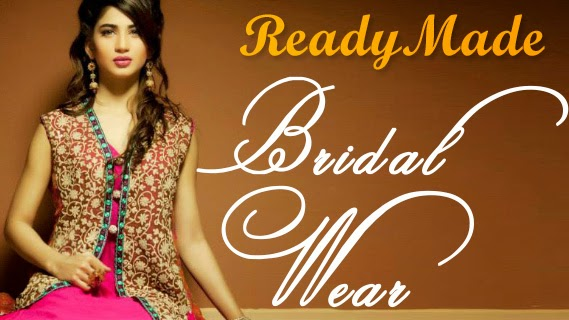 Ready Made Bridal Dresses For Wedding Dress Collection