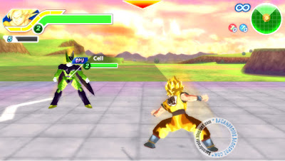 Cara Setting Game PPSSPP Dragon Ball Tenkaichi Tag Team Seperti DBZ Xenoverse