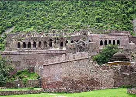 History of bhangarh Fort in rajasthan