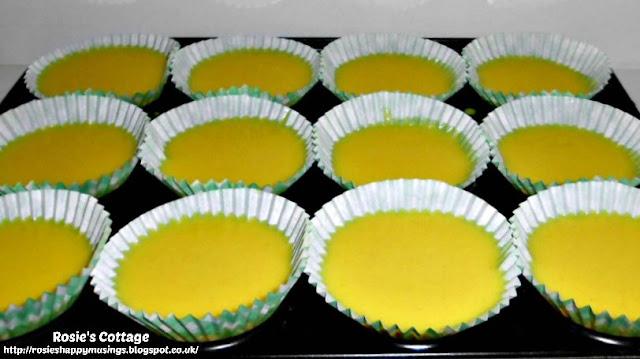 Ikea Muffinsmix Citron ready to bake