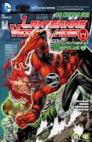 Os Novos 52! Lanternas Vermelhos #7