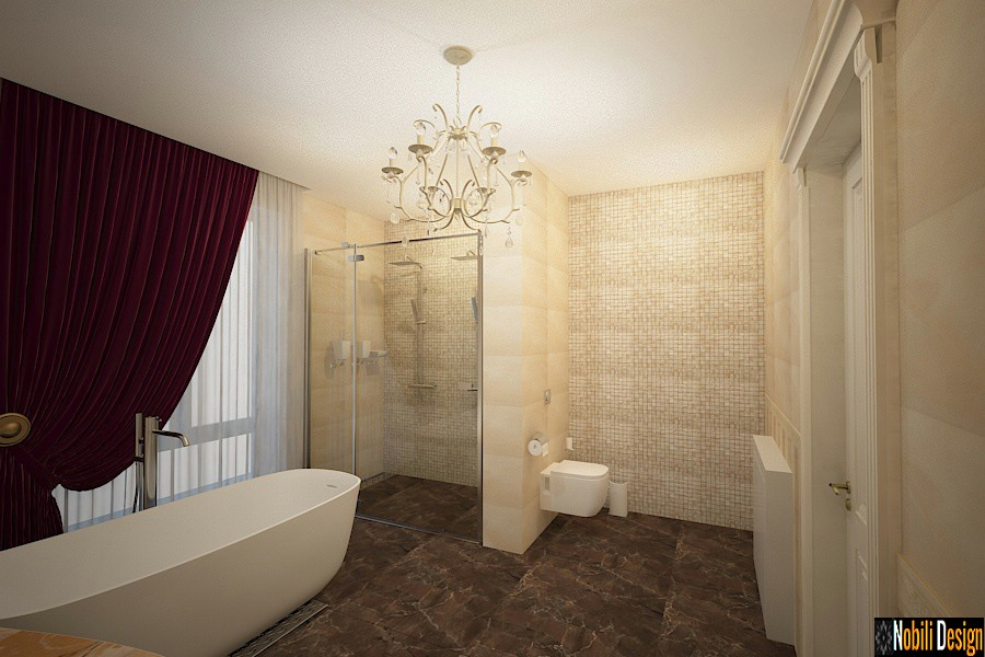 Design interior casa stil clasic in Bucuresti -  Arhitect de interior Bucuresti pret.