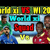 Windies v ICC World XI in England, 2018