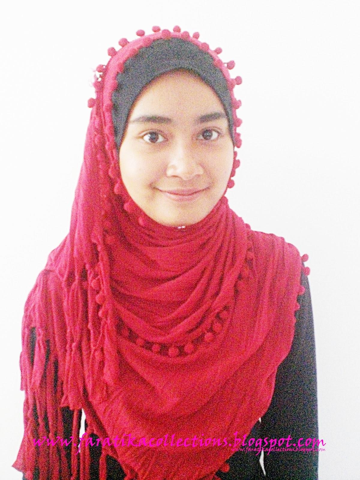 faratika collections: shawl style