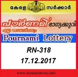 POURNAMI (RN-318) ON DECEMBER 17, 2017