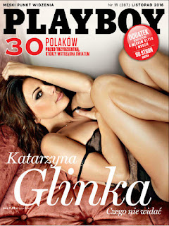 Revista Playboy Polonia – Noviembre 2016 PDF Digital