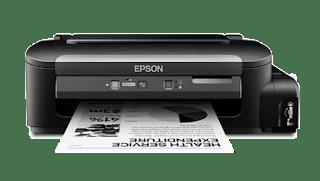 Epson M 100 ( black pigment ink )