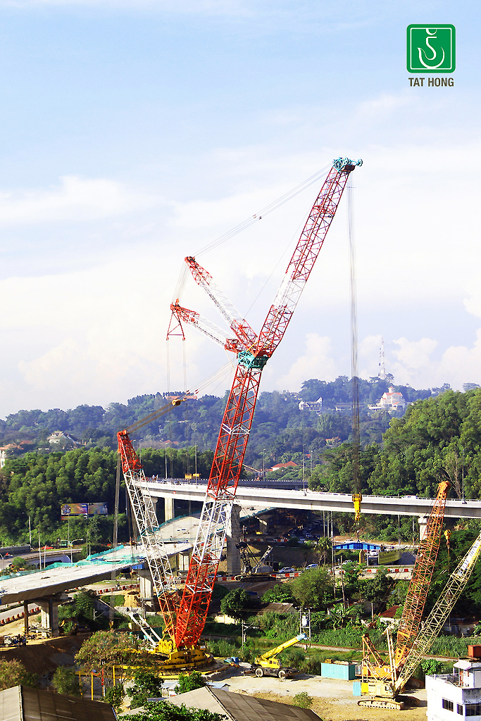 Tat Hong Holdings Ltd China S Tower Crane Business