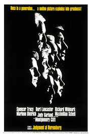 Watch Judgment at Nuremberg Online Free 1961 Putlocker