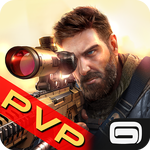 Sniper Fury v1.4.0n MOD APK + DATA For Android Terbaru