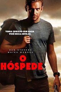 O Hóspede – Dublado (2014)