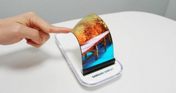 Samsung Galaxy X, Smartphone Miliki Monitor OLED yang fleksibel Alias lentur ?