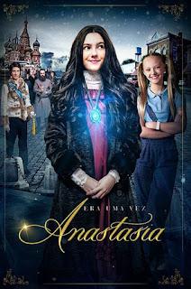 Era Uma Vez: Anastasia - HDRip Dual Áudio