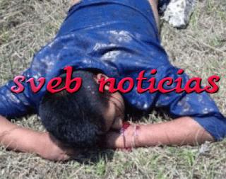 Ejecutan a joven en Acatla municipio de Soledad Atzompa Veracruz