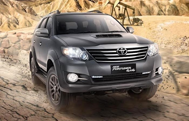 Toyota New Fortuner 4x4 Diesel A/T