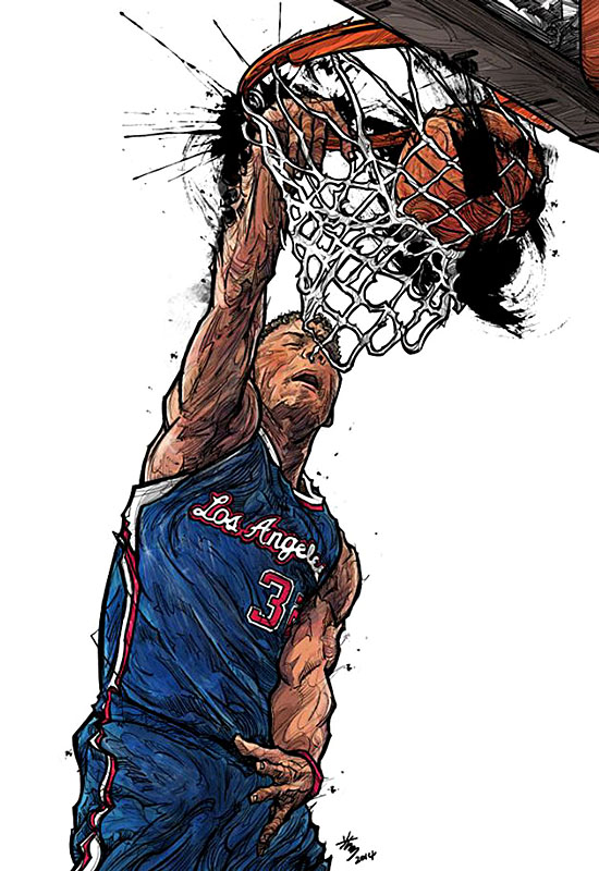 Kim MinSuk (김민석) - http://www.facebook.com/nbaillustration