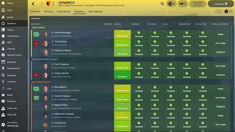 Football Manager 2018 PC Full Español