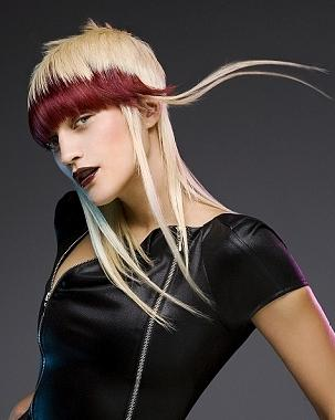 two tone hair color ideas 2012 99