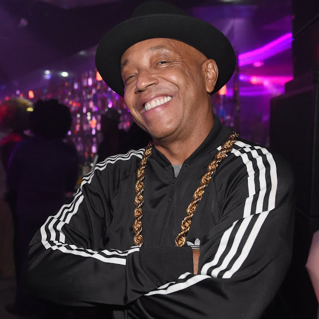 Russell Simmons Steps Down From His Companies After Sexual Assault Allegations