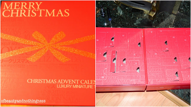 Selfridges Advent Calendar: 9-14