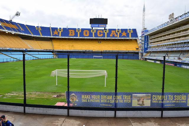 Boca Juniors stadyum