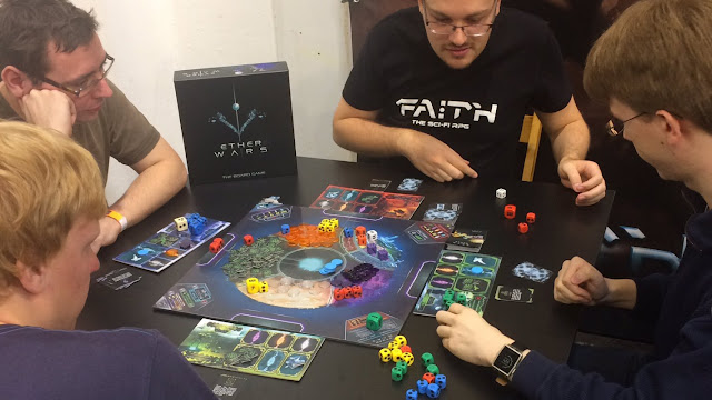 Ether Wars Essen Demo