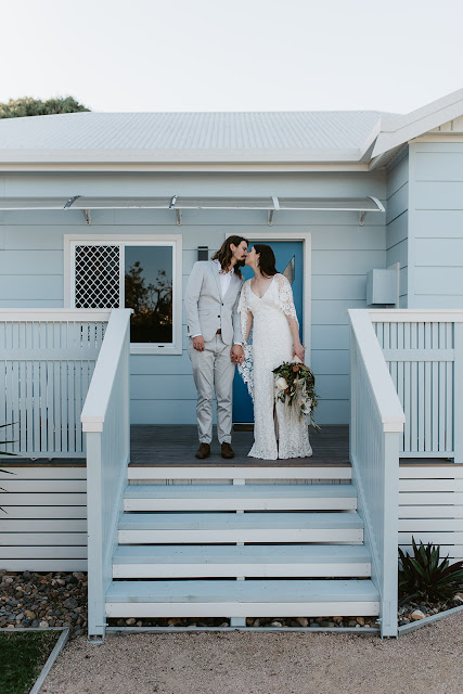 REAL WEDDING FEATURE WAREHOUSE MACKAY BOHO OUTDOOR