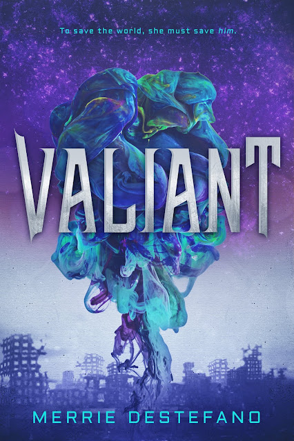 Cover Reveal: Valiant by Merrie Destefano