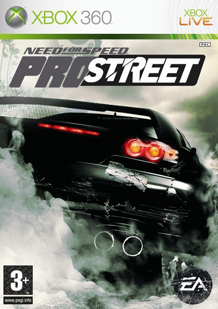 Free Game Download Need for Speed ProStreet XBOX 360 - Free Download