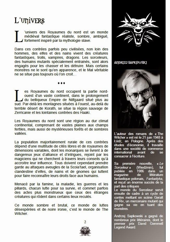 Ceux Qui Travaillent Critique Le Monde : travaillent, critique, monde, Witcher