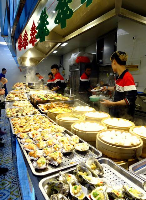 Xiamen cuisine - seafood