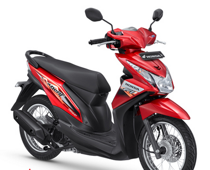 HONDA BEAT FI STD