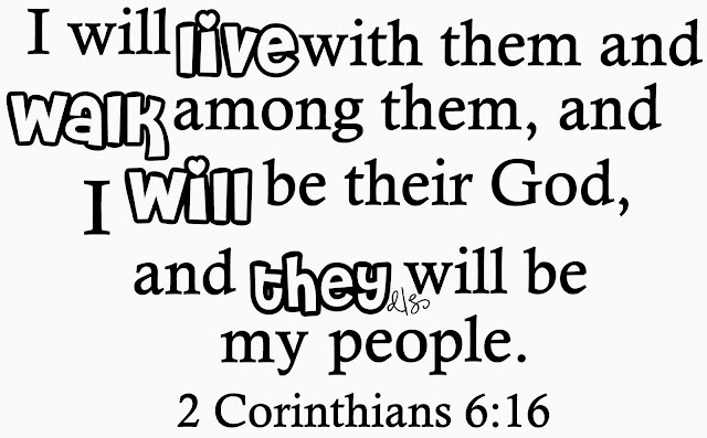 Image result for  2 Corinthians 6:16