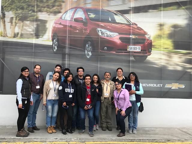 """GM Ecuador y la Secretaría de Ambiente de Quito juntos en el programa """"Producción Más Limpia"""""""
