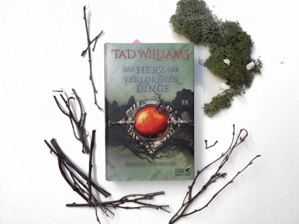 Rezension zu Das Herz der verlorenen Dinge von Tad Williams