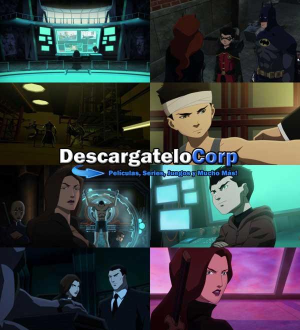Batman Mala Sangre DVDRip Latino