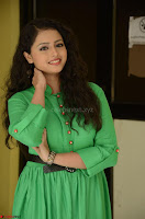 Geethanjali in Green Dress at Mixture Potlam Movie Pressmeet March 2017 078.JPG