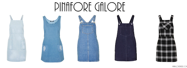 Topshop wishlist, the dresses edit, pinafore galore | Love, Maisie
