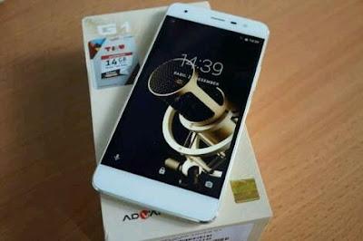 Advan G1,Smartphone Advan Mirip Iphone 7, Dilepas dengan Harga Terjangkau