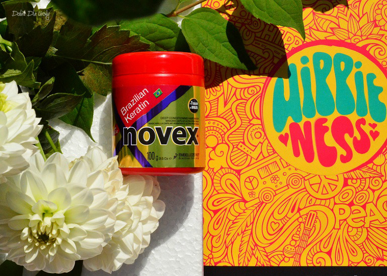 ShinyBox Hippieness - Novex Brazilian Keratin Maska do włosów z keratyną