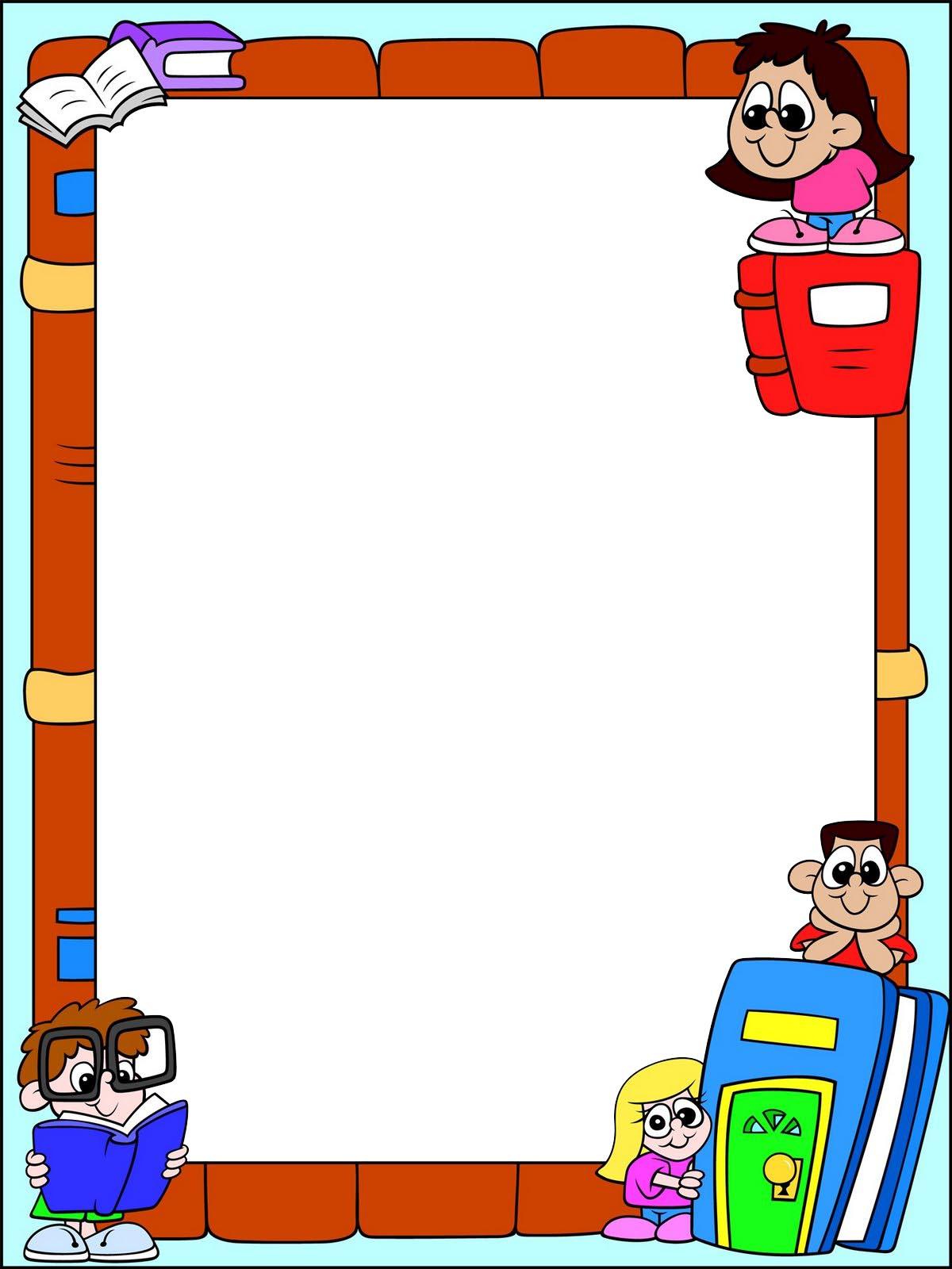 Marcos escolares infantiles