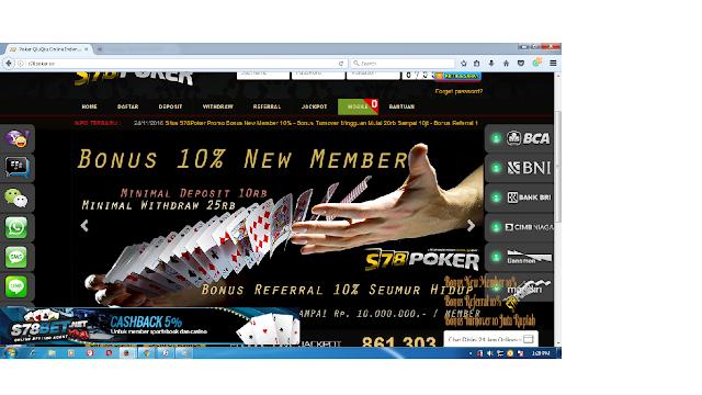 tempat dafatar poker online terpercaya dengan duit asli rupiah