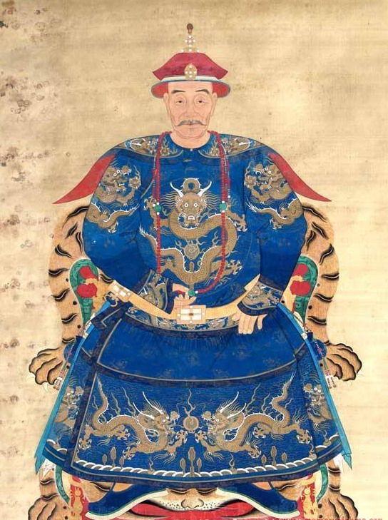Wu Sangui (Wu San-kuei) - Chinese General