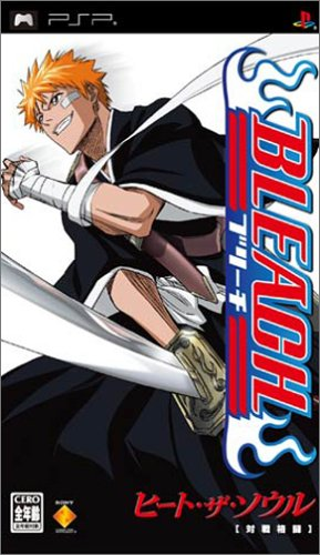 Bleach - Heat The Soul - PSP - ISO Download